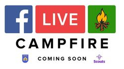 We joined the Online Facebook Campfire