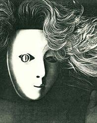 Cat's Eye Vision, Photocopier, 8½x11, Original Sold