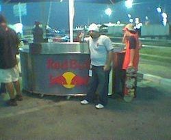 RED BULL LOCAL HERO TOUR 2004 - 04