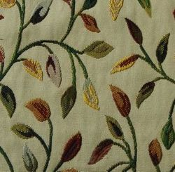 Embroidered Floral Draperies & Curtains-132 inch