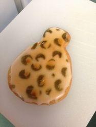 Sugar Cookie Dress animal print