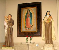 Our Lady of the Saints