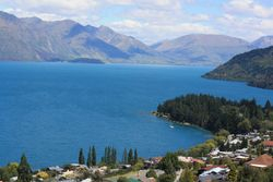 Queenstown - scenic view
