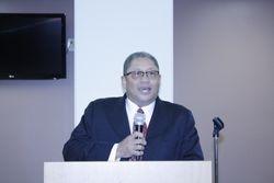 Honoree Lewis Carr, Jr.