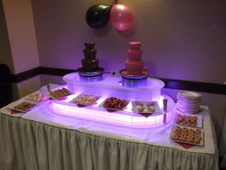 Chocolate fountain hire in Rotherham