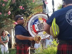 New Braunfels FD Pipes and Drums 7
