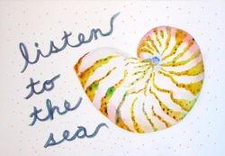 Nautilus - Listen to the Sea