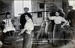 Chainmaking. c1920s.