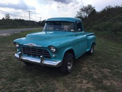 35. 57 Chevy pickup