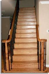 Wooding Stairs
