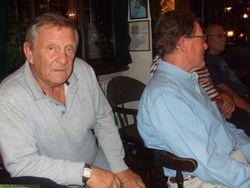 Frank Rimer, Pete Roberts, Lee Bronson