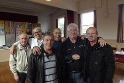 Steve Grey, John Kenny, Mal Sanders,Nigel Hanmore, Mal Mason,Johnny Kincaid