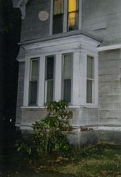 Exterior of home on South Ave.