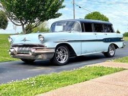 6. 57 Pontiac Super Chief wagon