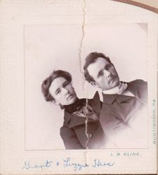 Lizzie and Grant Hess