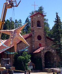 Finished Piñata