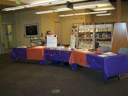9-11-Volunteer Fair at Rifle Library