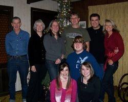 We finally got serious & got a Christmas shot :-)