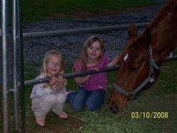 Hailey, Olivia and Jenny