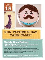 June 18 Cake Class