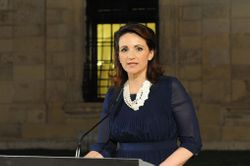 Mrs Michelle Muscat - Honorary Chairperson APA