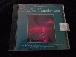 CD-skiva Dazzling Thunderstorm