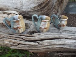 Small Custom Philipsburg Mugs