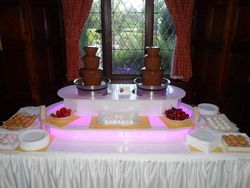 How to make your Prom the best, Chocolate fountain hire,  By sweet candy dreams