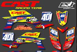 Cast Racing Team