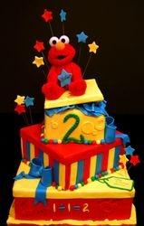 Elmo's world!