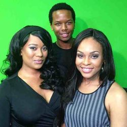 Nicole Kitty, Justyn Lamar and Demetria McKinney on 'After Dark With Nicole KItty' show
