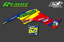 Rembe Racing's 400 EX