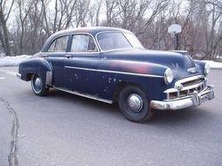 27. 49 Chevrolet Styleline Deluxe