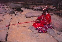 Ollallantantambo Weaver