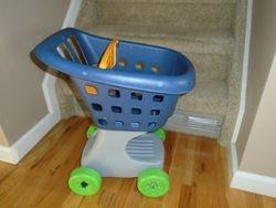 Step 2 Little Helpers Shopping Cart - $15