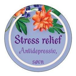 Stress relief massasjeolje 150 kr