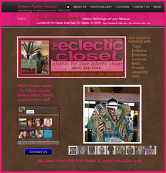 The Eclectic Closet