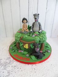 Joseph's 4th Birthday Cake