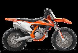 450 SX-F 2018