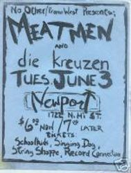 1986-06-03 Newport Music Hall, Columbus, OH