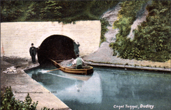 Dudley Canal Tunnel.