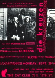 1986-09-29 Cat Club, NYC, NY