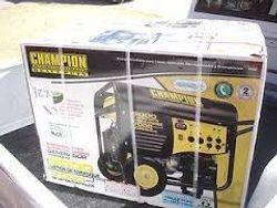 Champion Dual Fuel Portable Generator