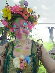 Posie the Flower Pixie