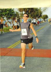Early Days of Running
