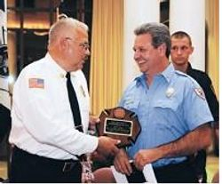 Firefighter of the Year 2009