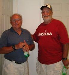 Tom Bothwell, Bob Goss ('60)