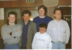 Blast From The Past - Hampden Social Club 1990's