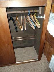 Cabin cupboard