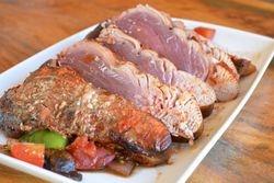 Atun Sarandeado / BBQ Tuna